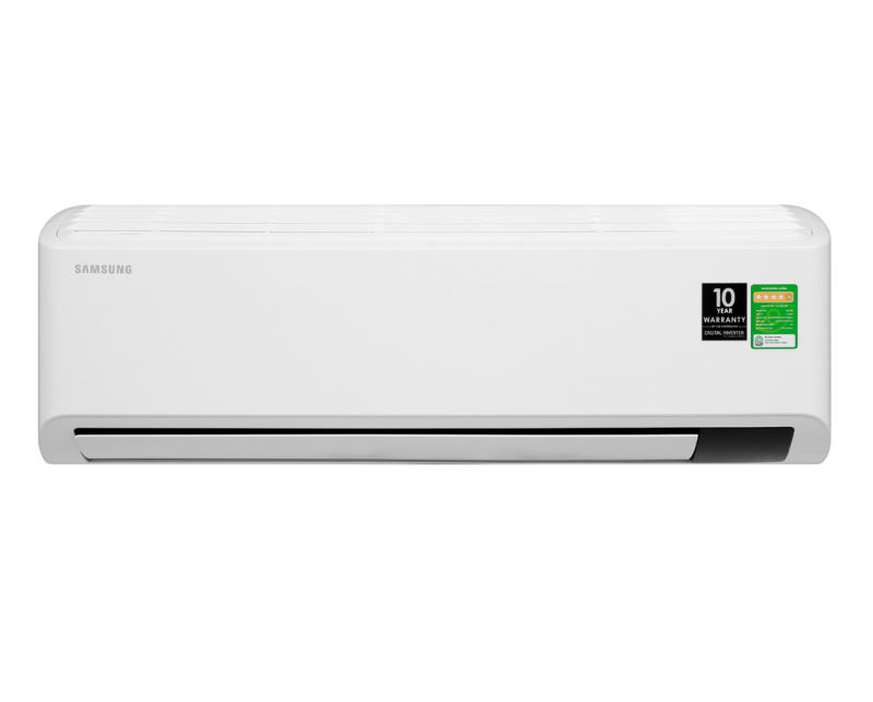 Máy lạnh Samsung Inverter 2 HP AR18TYHYCWKNSV Mới 2020, Chế độ chỉ sử dụng quạt - không làm lạnh Có tự điều chỉnh nhiệt độ (chế độ ngủ đêm) Chức năng hút ẩm Làm lạnh nhanh tức thì Tự khởi động lại khi có điện chính hãng