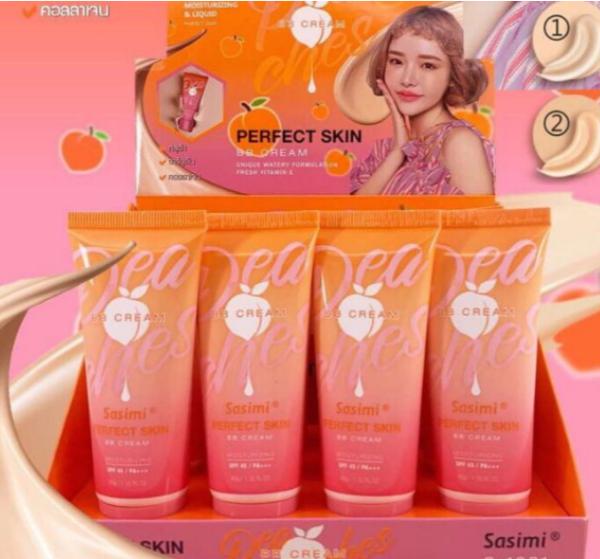 Kem lót BB Sasimi Peach GIÁ HỦY DIỆT giá rẻ