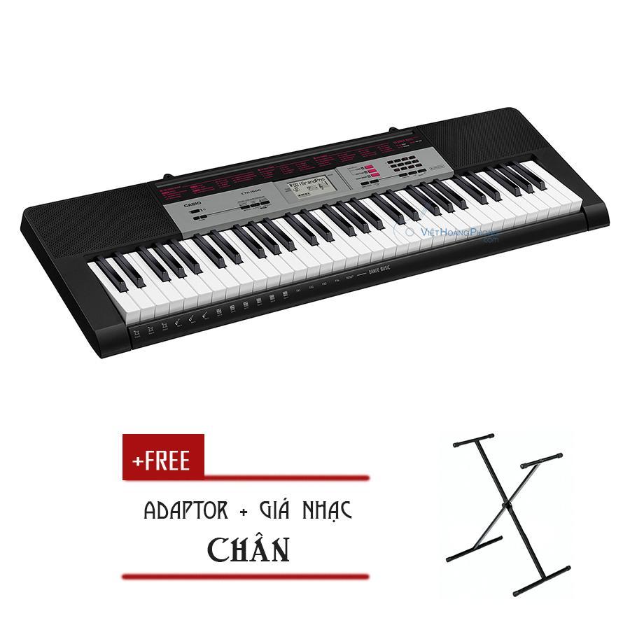 Đàn Organ Casio CTK-1500 + Chân X ( CTK1500 ) - HappyLive Shop