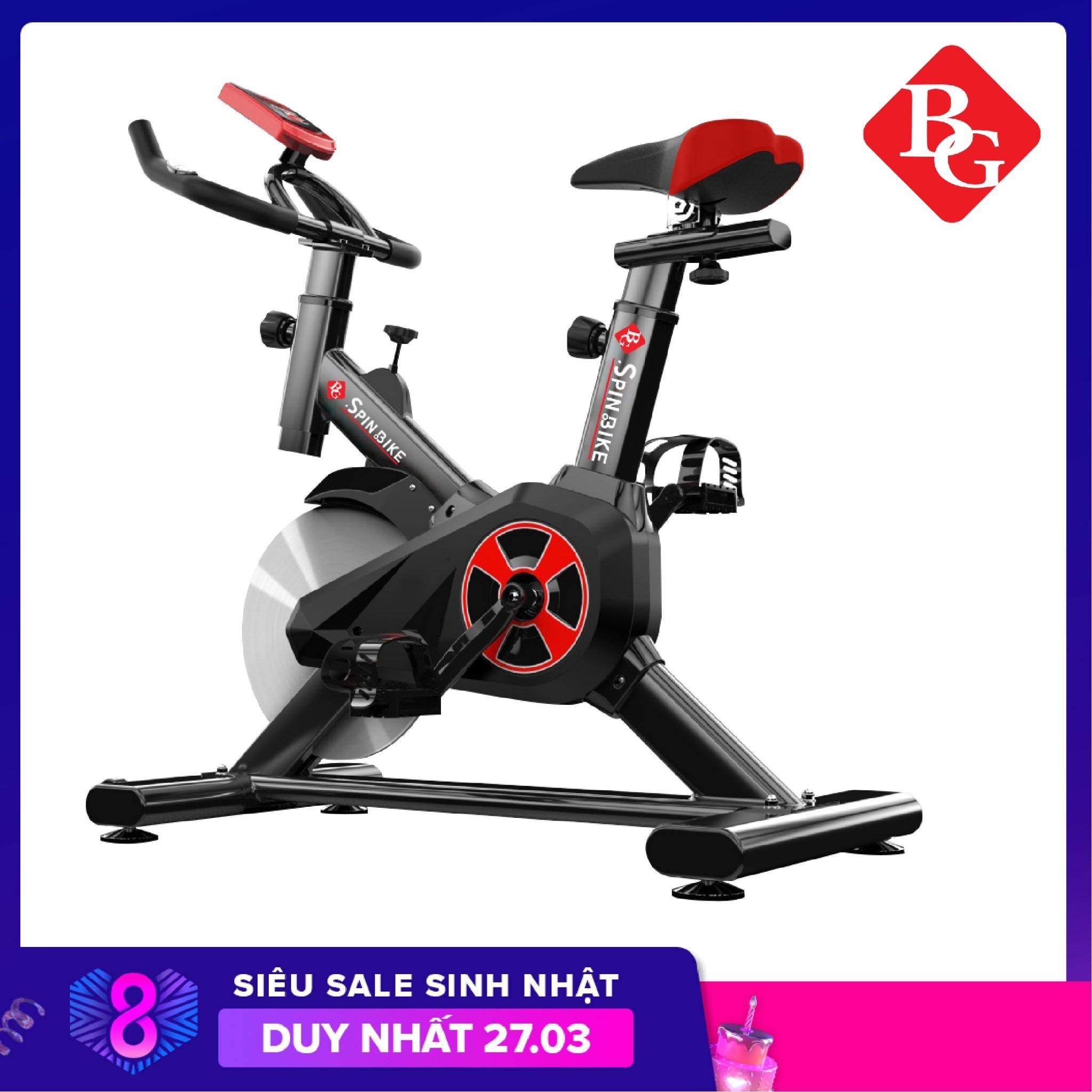 Bảng giá BG Xe đạp tập thể dục thể thao mẫu mới S303 mới hót màu đen