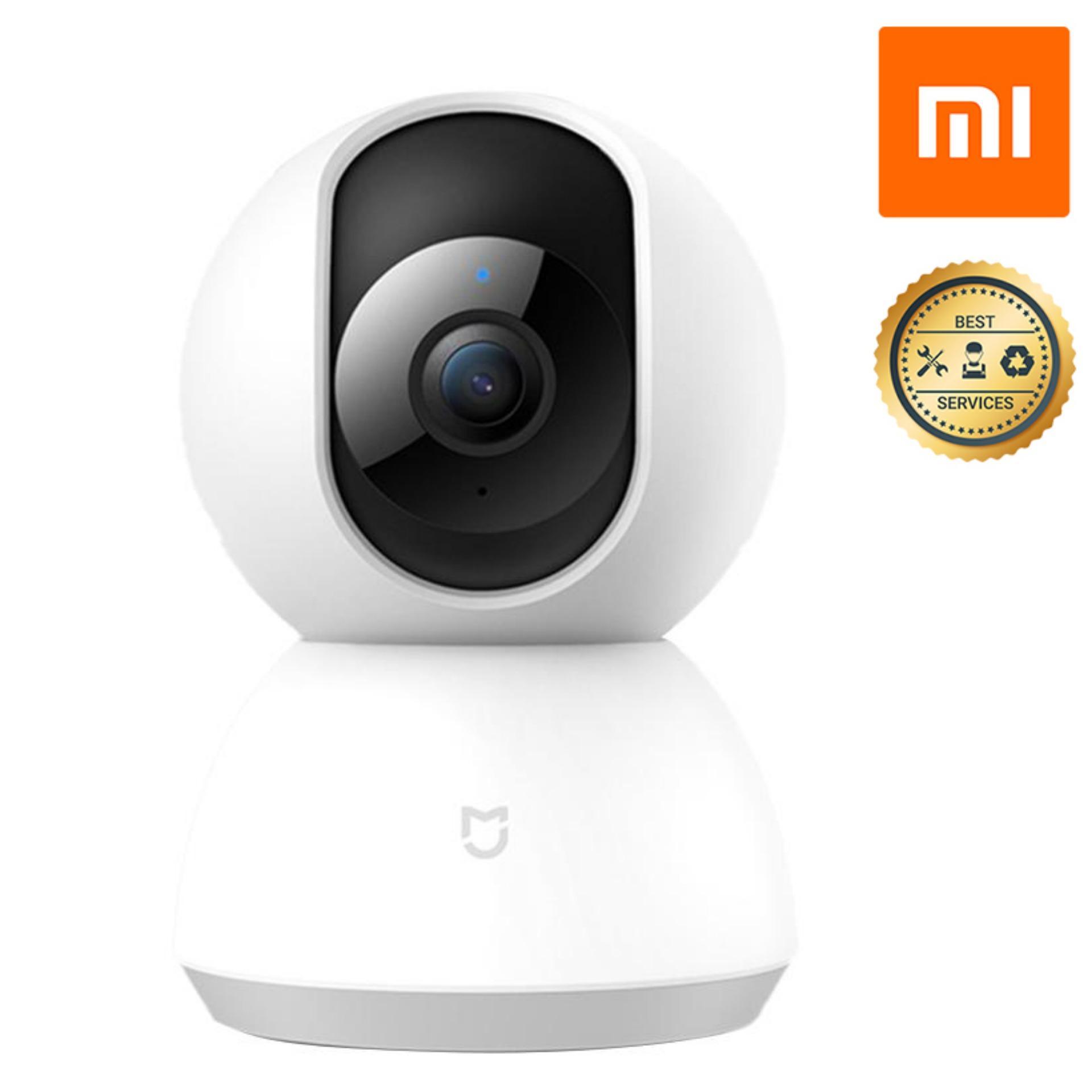 Camera chống trộm Xiaomi 360° 1080P Mi Home QDJ4041GL (Trắng)