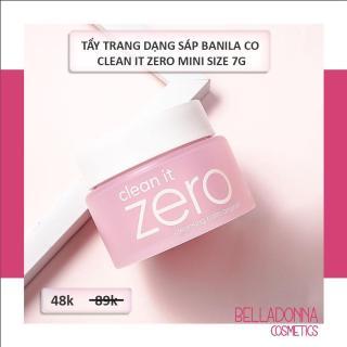 Tẩy Trang Dạng Sáp Banila Co Clean It Zero Mini Size 7g thumbnail