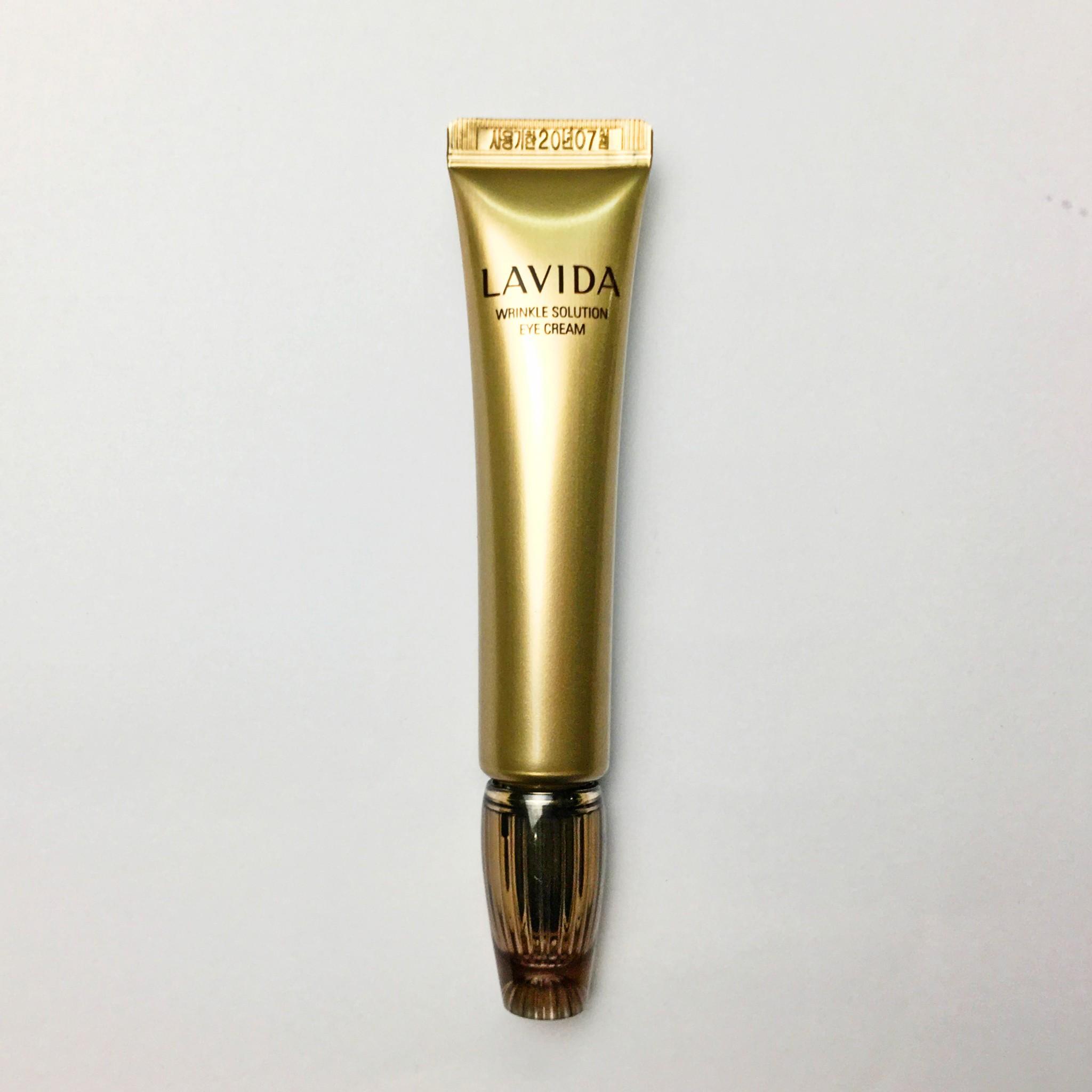 Kem Mắt Lavida Wrinkle Solution Eye Cream nhập khẩu