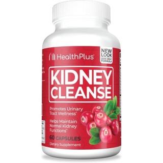 Kidney Cleanse Detox Thải Độc - Sạch Thận, Công thức thảo dược, vitamin và khoáng chất giúp duy trì đường tiết niệu khỏe mạnh và hỗ trợ chức năng tuần hoàn máu (60 Viên nang) thumbnail