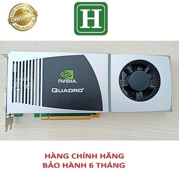 Bảng giá Card màn hình NVIDIA QUADRO FX 4800 1,5Gb 384-bit GDDR3, hàng tháo máy chính hãng, bảo hành 6 tháng Phong Vũ