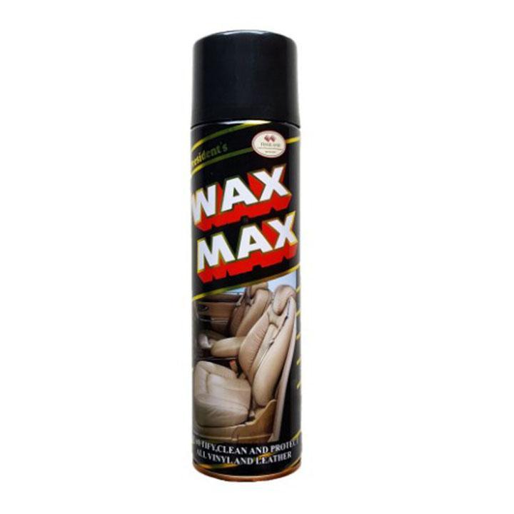 Giá Quá Tốt Để Có Chai Vệ Sinh Làm Sạch Ghế Da, Nội Thất Ô Tô Wax Max