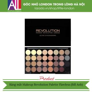 Bảng mắt Makeup Revolution Palette Flawless (Bill Anh) thumbnail