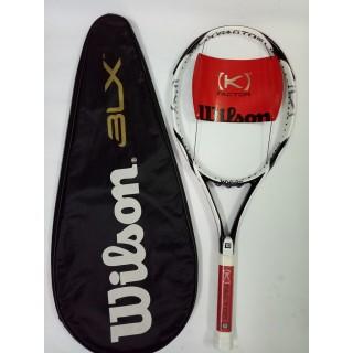 Vợt tennis Wilson 284g tặng căng cước quấn cán và bao vợt - ảnh thật sản phẩm thumbnail