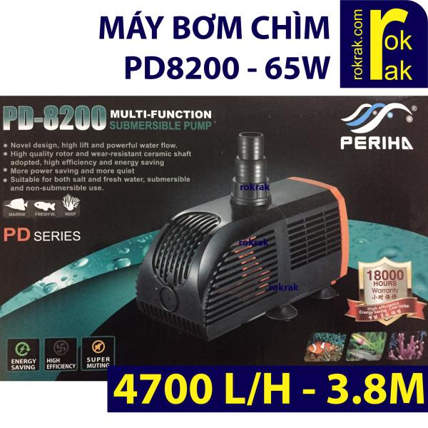 Máy bơm Periha PD8200 65W cho hồ cá