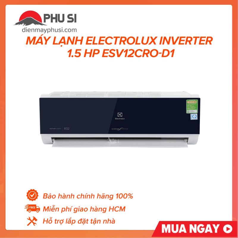 Bảng giá Máy lạnh Electrolux Inverter 1.5 HP ESV12CRO-D1
