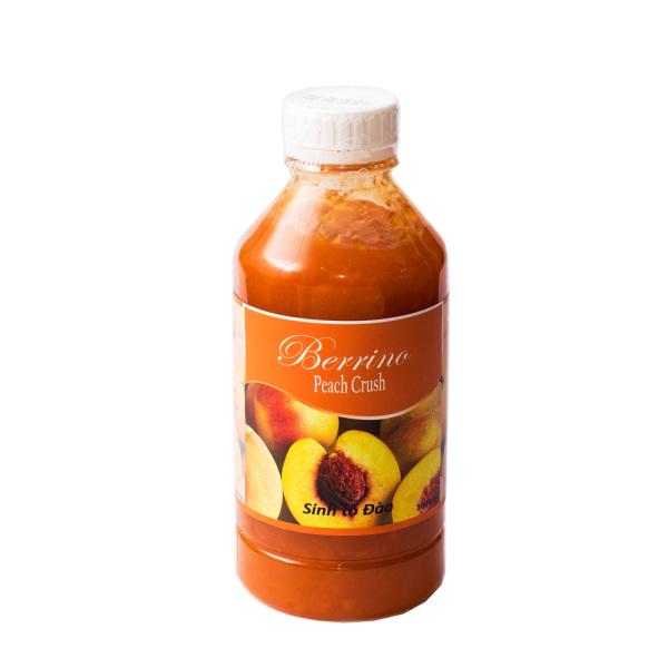 Sinh tố Berrino Đào (Berrino Peach Crush) 1L