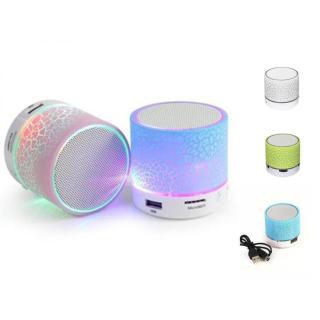 Loa bluetooth mini speaker A9 kêt nối không dây pin sạc sử dụng lâu gọn nhẹ (Nhiều màu) thumbnail