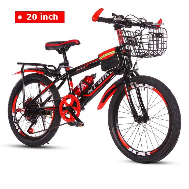 Mua Xe đạp trẻ em dáng thể thao Size 20 inch phù hợp cho bé 6-13 tuổi (Đỏ,Xanh)