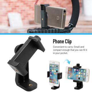 Sporter JINXIN Universal Smartphone Tripod Adapter Cell Phone Holder Mount For iPhone Camera thumbnail