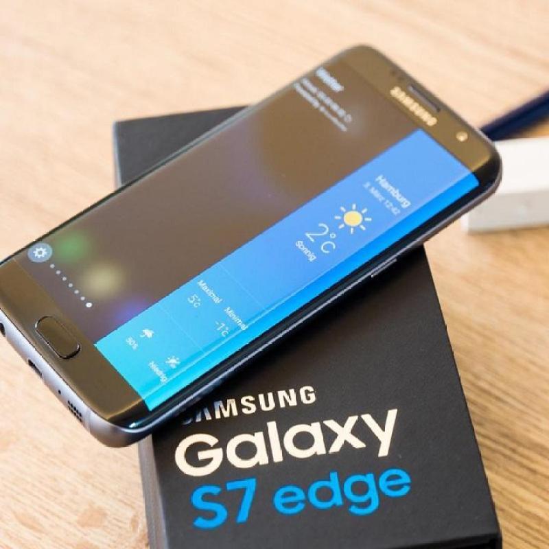 Điện Thoại  SAMSUNG GALAXY S7 EDGE 2SIM  - MÀN HÌNH CONG  Ram 4Gb- SIÊU MƯỢT - FULL CHỨC NĂNG - Smartphone giá rẻ - điện thoại thông minh
