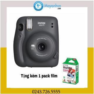 Máy chụp ảnh lấy ngay Fujifilm Instax Mini 11- Hàng chính hãng- Tặng kèm 1 pack film