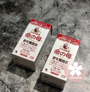 Viên Uống Tiền Mãn Kinh Kobayashi Nhật Bản ( 420 viên ) thumbnail