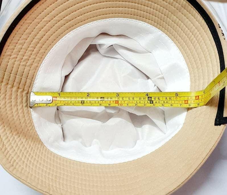 Giá bán Nón chống nắng ,khói bụi có màn che nhựa vi sinh( đường kính nón 8cm)