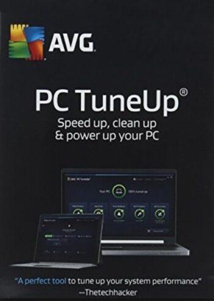 Bảng giá Phần mềm AVG PC TuneUp 3 Users 1 Year Phong Vũ