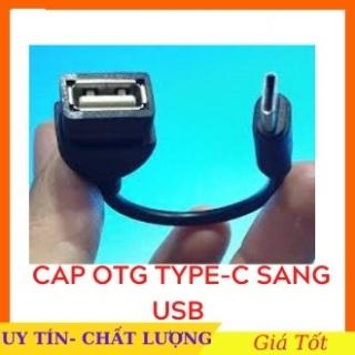 Cáp OTG USB Type C to USB thumbnail