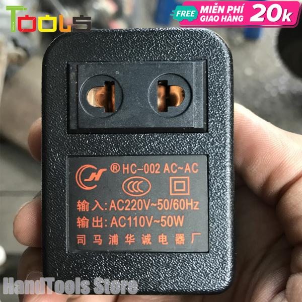 Adapter chuyển đổi nguồn điện 220V sang 110V 50W