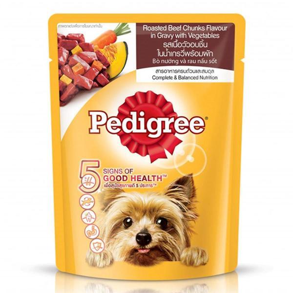 Pate cho chó đóng gói Pedigree (Sẽ giao ngẫu nhiên nếu hêt vị)