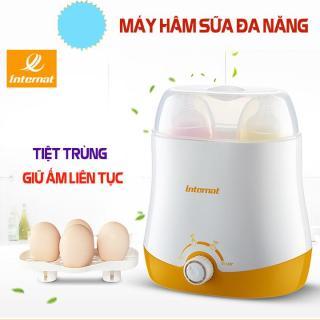 [HÀNG XỊN] Máy hâm sữa và tiệt trùng 4 chức năng giữ nhiệt liên tục sữa và nước cho bé thumbnail