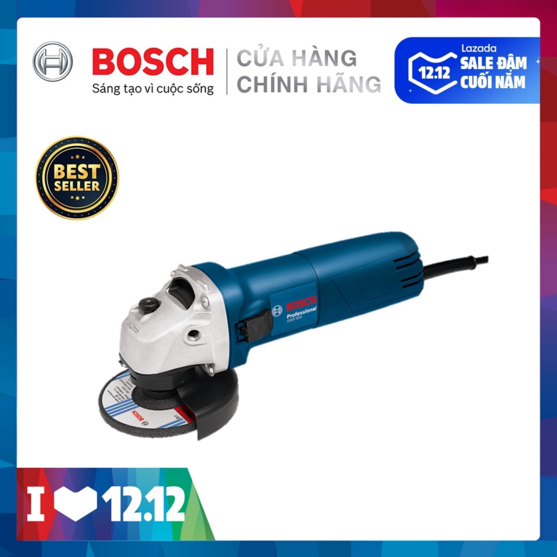 Hot Deal Khi Mua Máy Mài Góc Bosch GWS 060