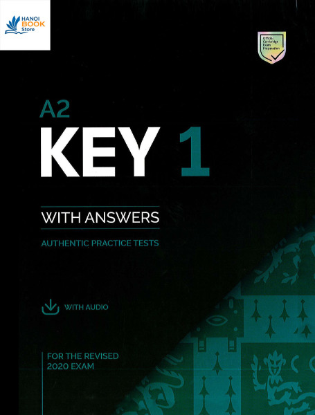A2 KEY 1 WITH ANSWERS 2020 - Hanoi bookstore
