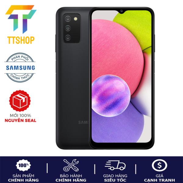 Điện thoại Samsung Galaxy A03S 3GB/32GB - Hàng chính hãng