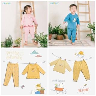 Bộ áo dài tay quần dài Garden Chaang thumbnail