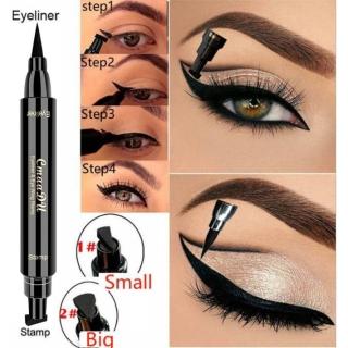 Bút kẻ mắt 2 đầu CMAADU cao cấp tiện dụng thumbnail