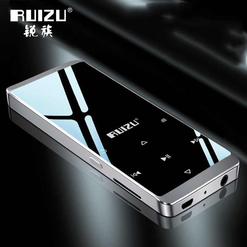 Máy nghe nhạc MP3/Lossless có Bluetooth RUIZU D02