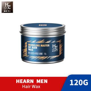 Sáp Tạo Kiểu Hearn Men 120G Giúp Tạo Kiểu Hiệu Quả Và Chăm Sóc Tóc Lâu Dài