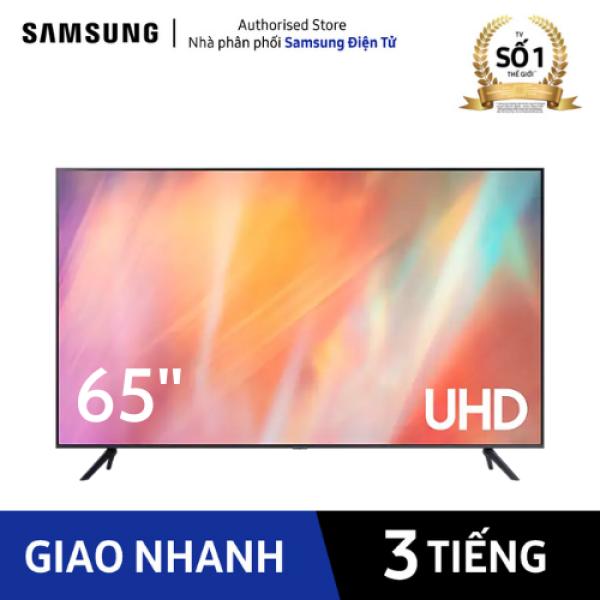 Bảng giá [Trả góp 0%]UA65AU7000 - Smart Tivi Samsung UHD 4K 65 inch AU7000 2021