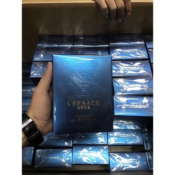 Nước Hoa Nam Versace Eros EDT 200ml Fullbox