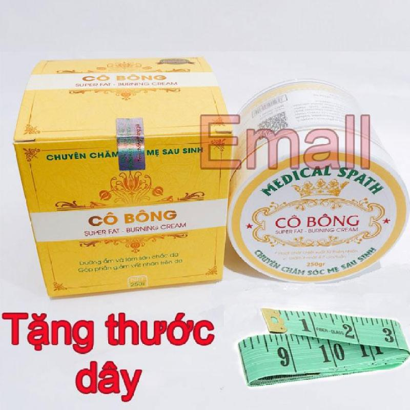 Kem tan mỡ Cô Bông (250g) giúp giảm mỡ bụng tay đùi nhập khẩu