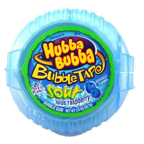 Gum Cuộn Hubba Bubba Mỹ Vị Việt Quất [SuPhat Shop]