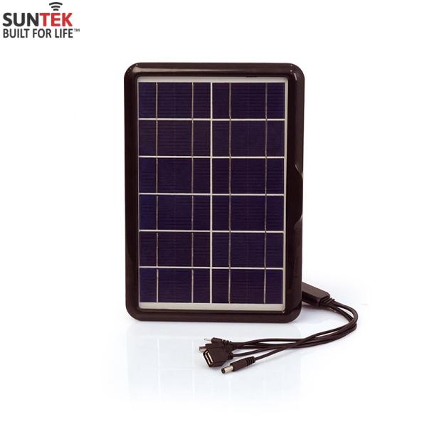 Tấm Pin năng lượng mặt trời đa năng SUNTEK EP-0606A 6V/6W