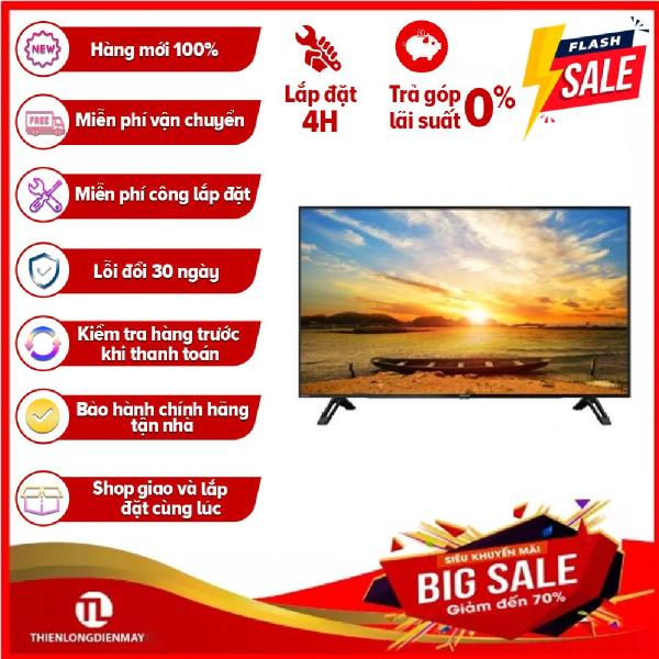 Bảng giá [Trả góp 0%]Smart Tivi LED Sharp 4K 65 inch 4T-C65CK1X