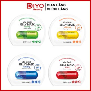 Mặt nạ Banobagi Vita Genic Jelly Mask mẫu mới, mặt nạ cung cấp Vitamin - DIYO Beauty thumbnail
