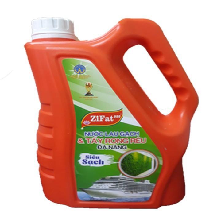 Nước Lau Gạch Và Tẩy Rong Rêu 2lit - Tẩy Cực Mạnh Dọn Nhà Đang Giảm Giá