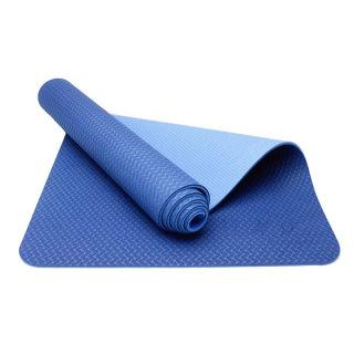 Thảm tập yoga 2 lớp đủ màu cao cấp - chất liệu an toàn khi tiếp xúc với da - Kết cấu chống trượt khá độc đáo thumbnail