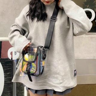 Túi đeo chéo trong suốt nữ tiện dụng - Streetwear thumbnail