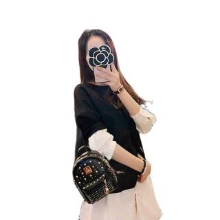 [ Miễn ship toàn quốc ] Balo Nữ Đi Học Hàn Quốc, Balo Nữ Mini, Balo Nữ Thời Trang, Balo Nữ Giá Rẻ, Balo Nữ Da thumbnail