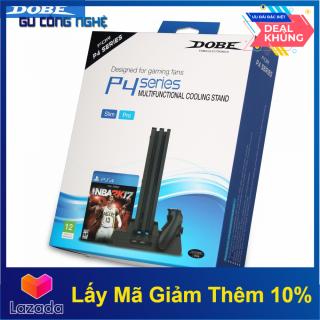 Đế Tản Nhiệt Kèm Khay Đựng Đĩa Game Cho Máy Ps4 Pro & Ps4 Slim Hàng Nhập Khẩu -Dc3817 thumbnail
