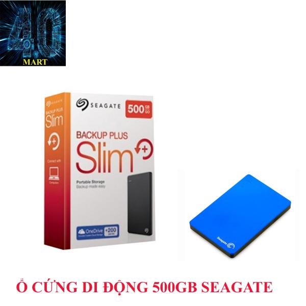 Bảng giá Ổ CỨNG DI ĐỘNG 500GB SEAGATE-BH 24 THÁNG Phong Vũ