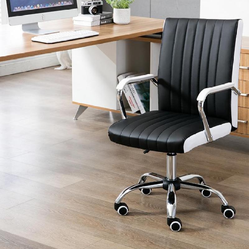 Ghế xoay văn phòng,Ghế làm việc có nệm thoáng khí chân thép có bánh xe sang trọng ( màu đen,xanh,hồng ,trắng) giá rẻ