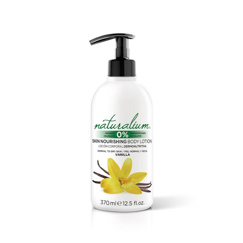 Sữa dưỡng thể - Bodylotion Vanilla Naturalium 370ml