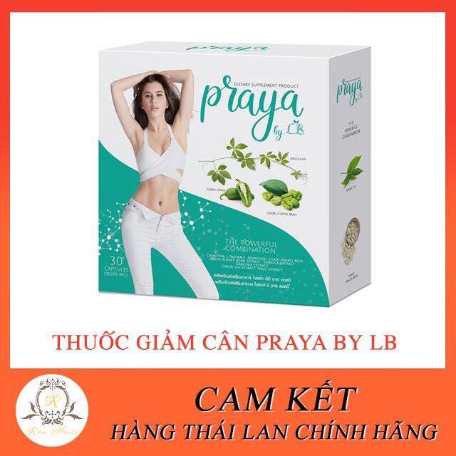 Giảm Cân Praya DT by LB Thái Lan - Giảm Cân 100% Từ Thiên Nhiên